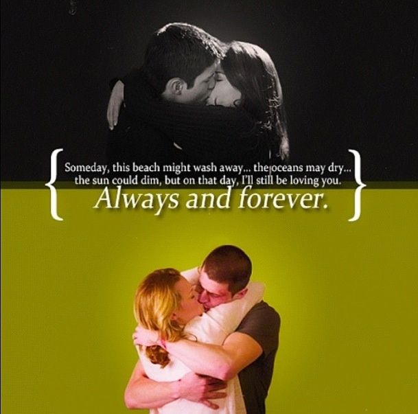 44 best Naley❤ images on Pinterest | Nathan haley, One tree ...