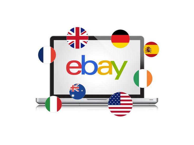 Wykorzystaj możliwości jakie daje eBay i dotrzyj ze swoją ofertą do zagranicznych odbiorców. My Ci w tym pomożemy! Zajmiemy się kompleksową obsługą angielskich, niemieckich i hiszpańskich klientów, a twoja firma będzie mogła cieszyć się z rosnących zysków. Zapraszamy do współpracy :)  792 817 241 biuro@e-prom.com.pl http://e-prom.com.pl  #ebay #obsługaebay #sprzedażzagranicą #rynekeu #marketinginternetowy