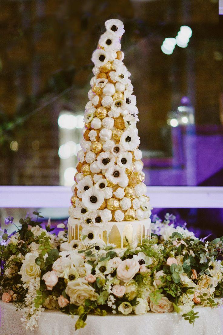 Wedding Cake Pictures Gallery Round  Tie