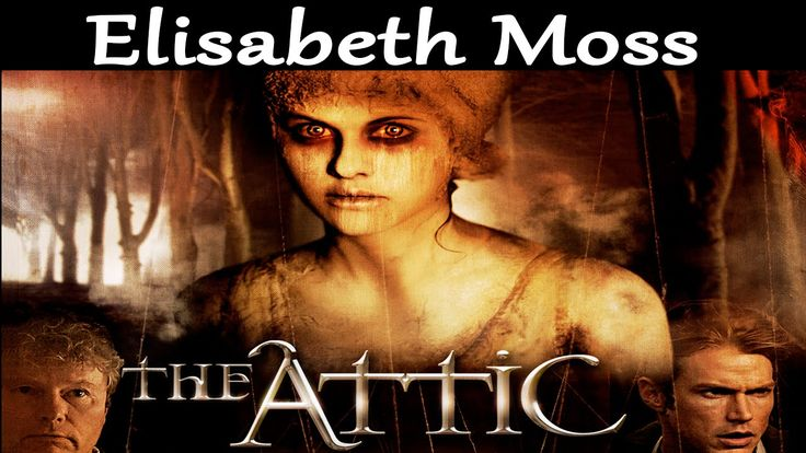 """The Attic - Starring Elisabeth Moss - Full Movie A month after Emma Callan (""""Mad Men's"""" Elisabeth Moss) and her family move into their seemingly picture-perfect Victorian home, Emma starts to have ghastly visions of a girl who appears to be her twin but is pure evil. Co-starring John Savage and Catherine Mary Stewart, this riveting film from the director of """"Pet Sematary"""" will fire up your most intense fears while it makes your blood run cold!"""