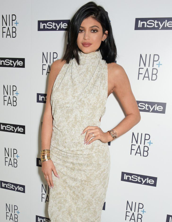 """Pin for Later: """"I Have Temporary Lip Fillers,"""" Reveals Kylie Jenner"""