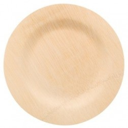 Eco Bamboo Party Round Plates  sc 1 st  Pinterest & 17 best eco plates images on Pinterest | Palm leaf plates Dinner ...