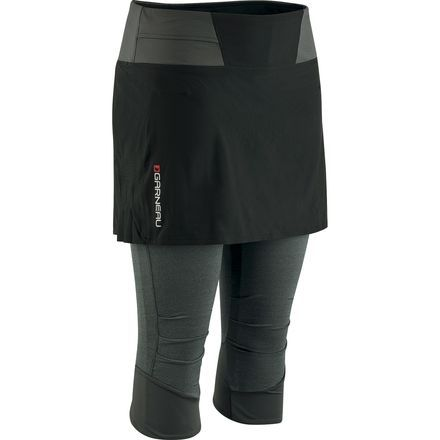Louis Garneau Rio Knickers - Women's Black/Gray
