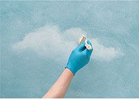 How to paint clouds on the wall- Cloud Wash kit