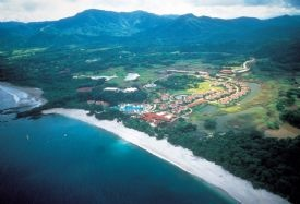 Playa Conchal Aerial View - Playa Conchal, Guanacaste