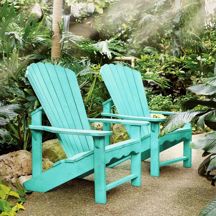 Hamilton Folding & Reclining Adirondack Chair
