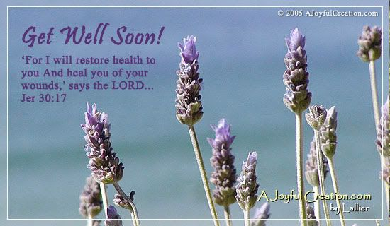 Get Well Scripture Quotes: Get Well Prayers Speedy Recovery