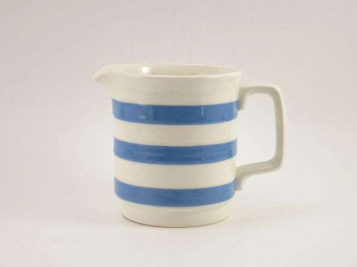 striped ceramic pitcher - Google Search