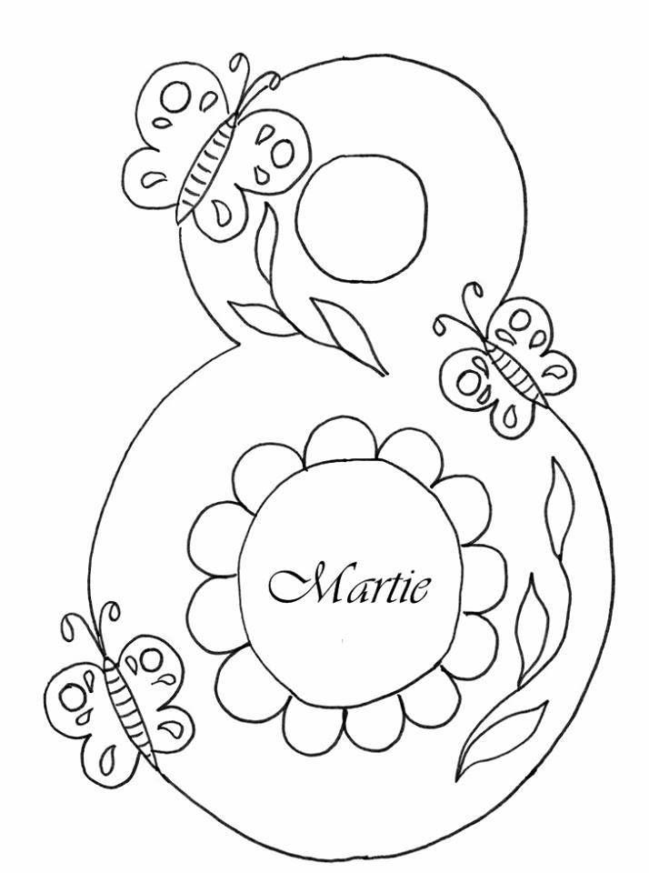 Открытка к 8 марта своими руками рисунок начальная школа с шаблонами