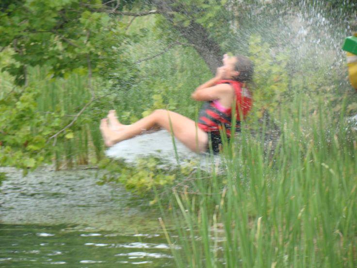 Camp Tekakwitha Water Fun