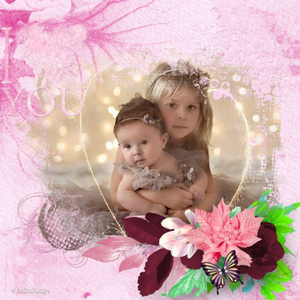 Quand on a que l'amour kit and templates by Desclics  Available @ http://www.paradisescrap.com/fr/91_desclics Photo with kind permission Iga Logan