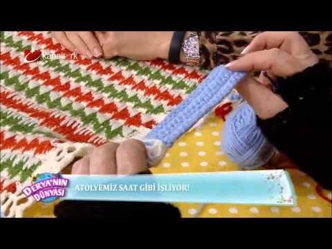 BEBEK YELEĞİ ve BATTANİYESİ yapımı - Derya Baykal - Deryanın Dünyası - YouTube