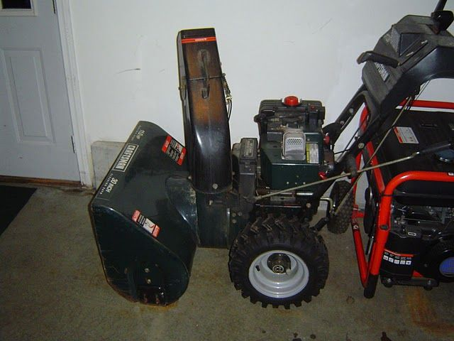 mtd yard machine snowblower repair manual