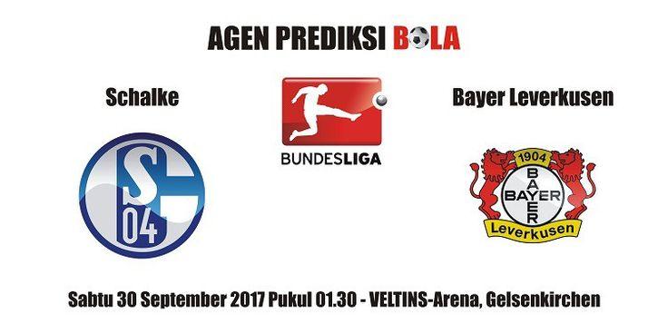 Prediksi Schalke vs Bayer Leverkusen 30 September 2017