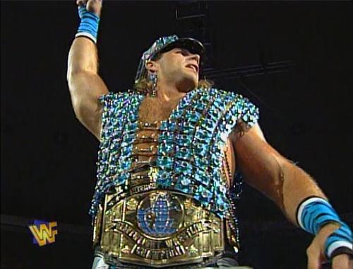 Pin De Arantza En Shawn: HBK - Intercontinental Champion