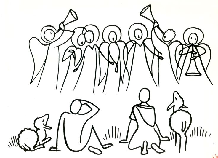 """(RNS) Annie Vallotton's simple illustrations of biblical stories have been included in the more than 225 million copies of """"The Good News Bible."""""""