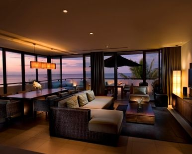Fiji Beach Resort and Spa Managed by Hilton - Two Bedroom Penthouse at Dusk