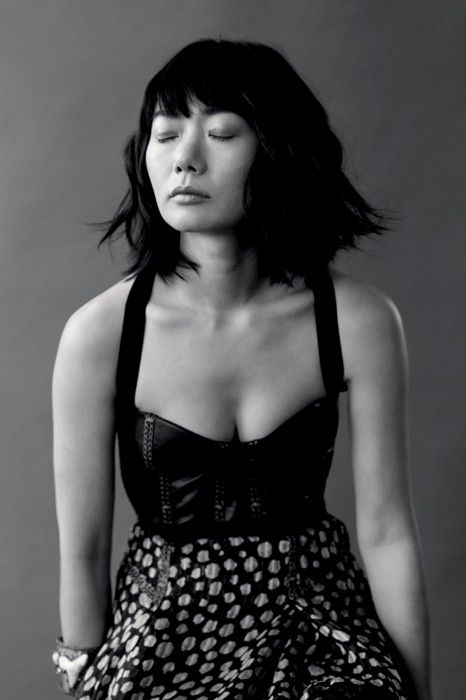 """DOONA BAE  """"Doona is an angel. She creates art without artifice; often it feels like there is nothing between the lens and her pure, vulnerable emotion. She is also as lovely and kind as you might imagine her to be."""" - Lana Wachowski"""