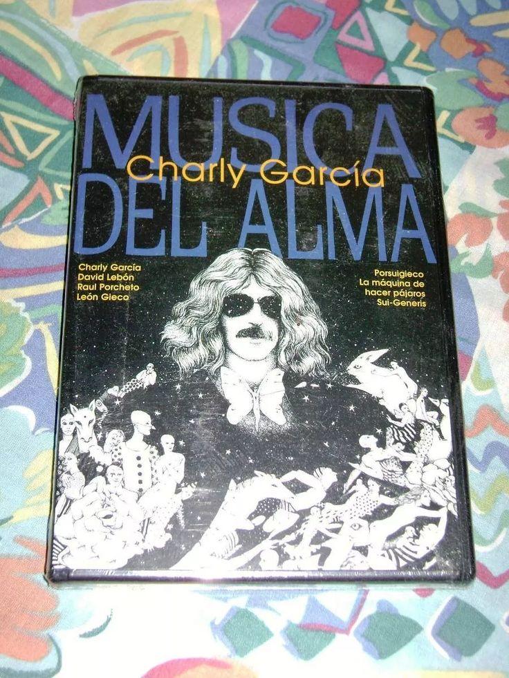 Cd Charly Garcia 1977 Musica Del Alma - $ 149,00 en Mercado Libre