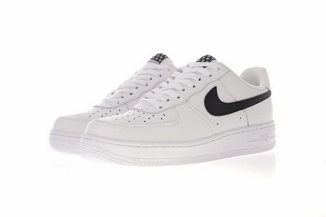 80930645b752e4 Nike Air Force 1 Low White Black AA4083-103