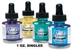 Bombay India Ink (1oz 30ml Singles)