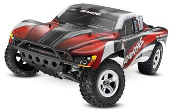 TRA58024 - Traxxas Slash 2wd RTR No Battery or Charger