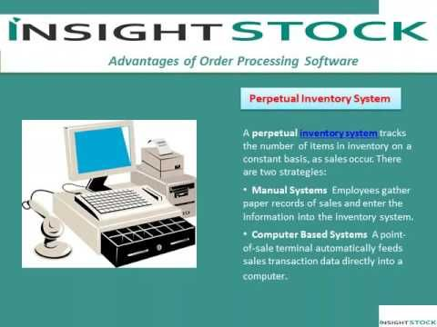 How to handle stocks and manage inventory using insightstock360