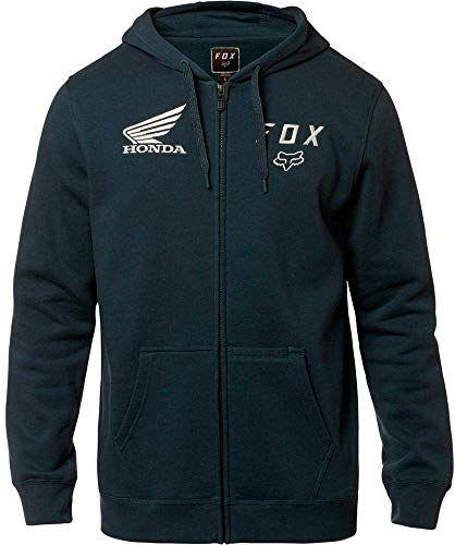 Amazing offer on Fox Racing Men's Honda Zip Hoody online