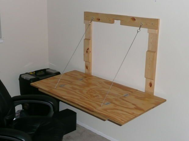 Collapsible Desk