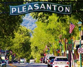 Main St. / Pleasanton, California