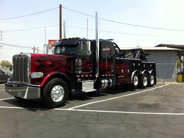 Peterbilt with Century body.