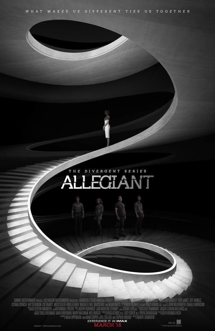 New #Allegiant poster!