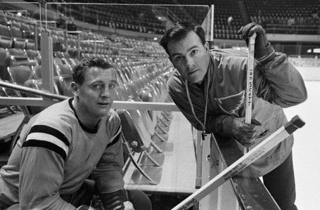Coach and GM Scotty Bowman started his career as the Coach of the Blues in 1971.