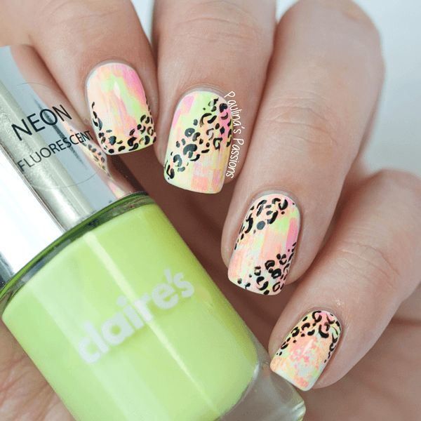 31 best uñas images on Pinterest | Nail art, Awesome designs and ...