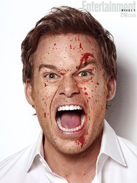 This is me when a new episode of Dexter is suppose to be on and it's not! WTF!