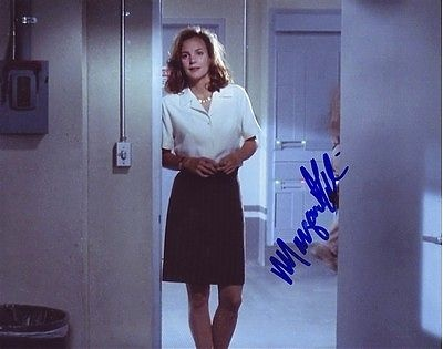 Margaret Colin looked ...