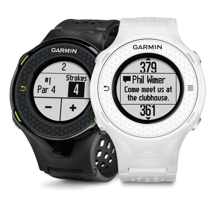 Garmin Approach S4 Golf GPS Watch Golf gps watch, Garmin