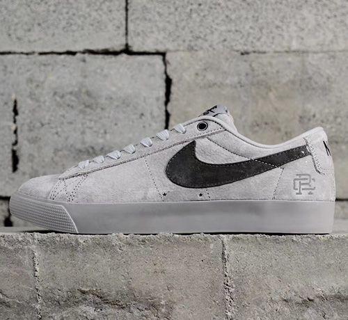 Nike Air Force 1 '07 Low Split Black & White 905345 004