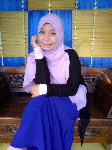 Pinky blue black