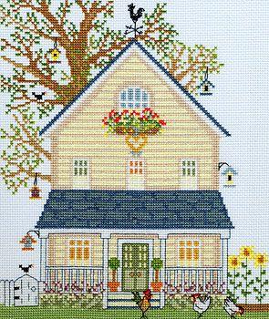 "New England Homes: ""Summer"""