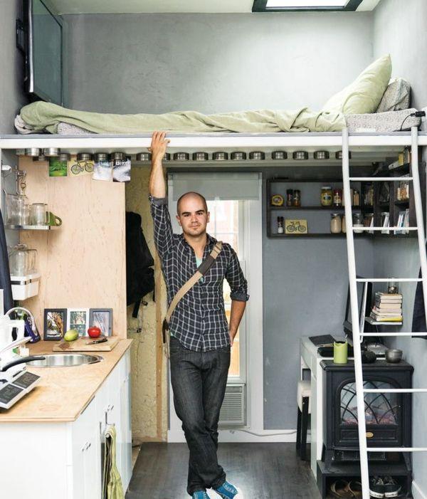 120 Best 1  Zimmer Wohnung Einrichten Images On Pinterest | Candies, DIY  And At Home