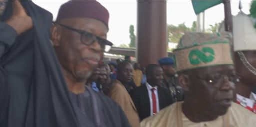 War In APC Over #TinubuVsOyegun: Reactions Pour In   Unongo Paul (A former Minister of Steel)  At 81 years of age I am not a novice in Nigerian politics. I have spent over six decades participating actively in politics. So I know much about the trend of Nigerian politics. We can look at what is happening in the All Progressives Congress in different ways. At my level I believe it is good for democratic practice in Nigeria. Whenever there is a controversy Nigerians are scared especially when…
