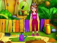 Sofyanın Çiftliği oyununda güzel prenses sofia bahçesine çiçekler ekip güzelleştirmek istiyor. Sizde bahçe işlerinde iyiseniz hemen ona yardım edin. http://www.oyunturu.net/kiz-oyunlari/sofyanin-ciftligi.html