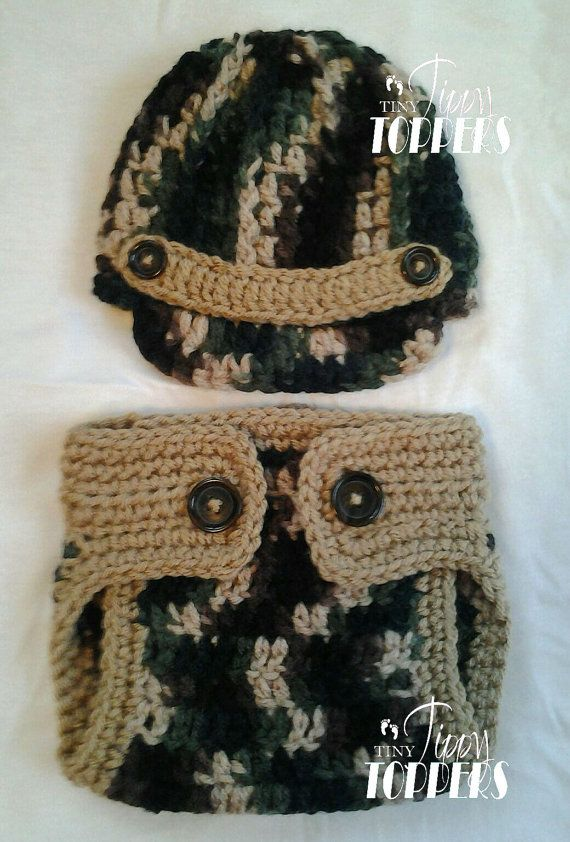 Free Crochet Pattern Hunting Hat : 55 best images about Camouflage crochet on Pinterest ...