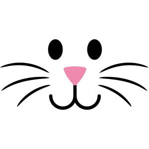 25 Best Ideas About Bunny Face On Pinterest Easter Template Template And