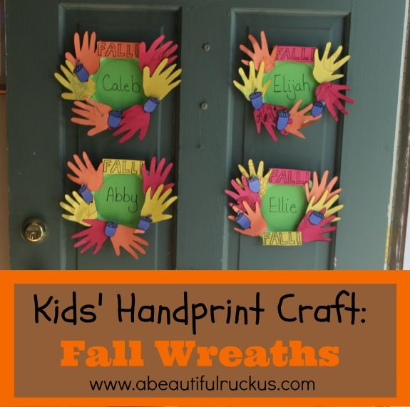 Fall Arts And Crafts Projects