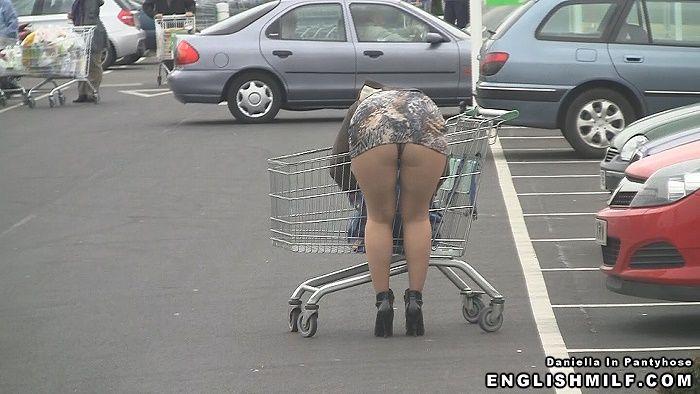 from Bentley women bending over nude in public