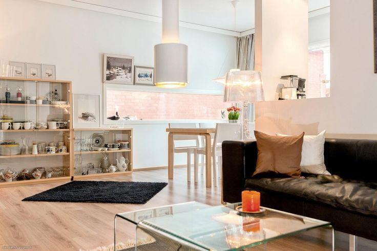 Myytävät asunnot, Kaistarniementie 30 F, Turku #oikotieasunnot #skandinaavinen #scandinavian