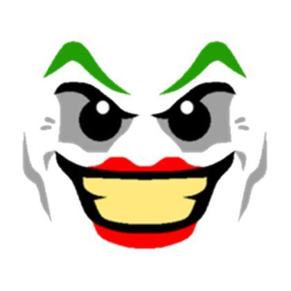 Lego Batman 2 Joker Face V2 A Decal By Robotspider25