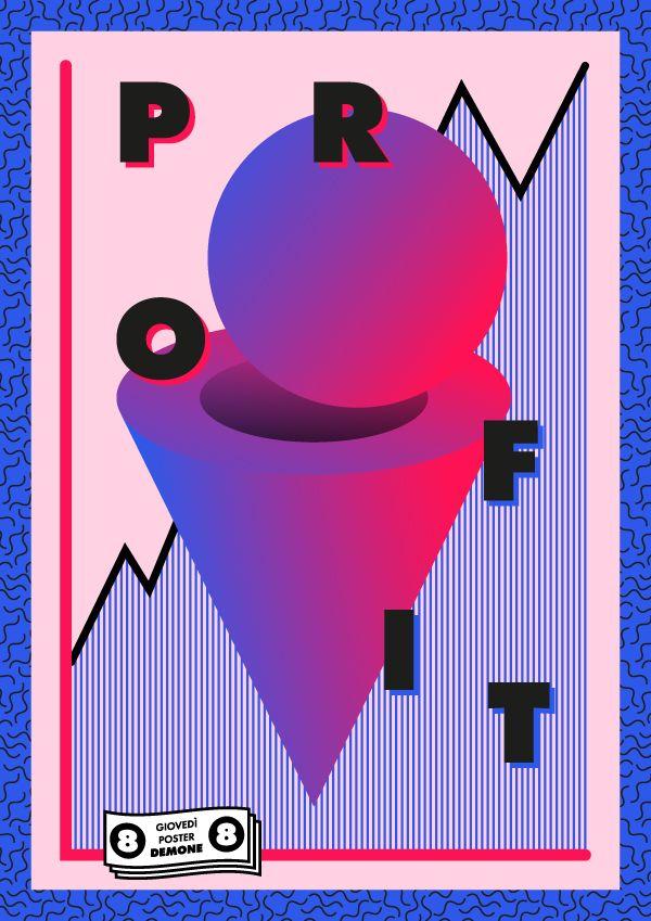 Giovedì Poster / Manuel De Simone, cp